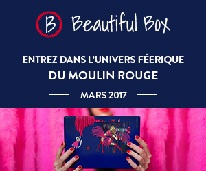 Beautiful Box - mars 2017