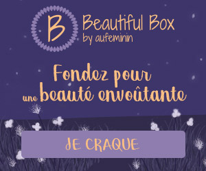 Beautiful Box - septembre 2017
