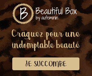 Beautiful Box - octobre 2017